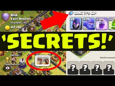 Thumbnail: 9 'SECRET' Update Features You Didn't Know Existed in Clash of Clans!
