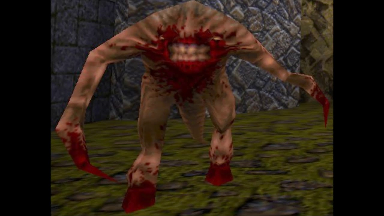 Quake 1: Monster Sound Effects - YouTube Quake 1 Monsters