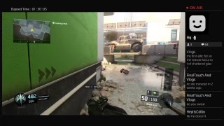 Dytanium Games plays: Call Of Duty Black Ops 3 [Multiplayer] [Combine] [#06]