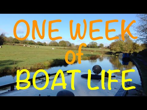 DNL: One Week of Canal Boat Life (Documentary)