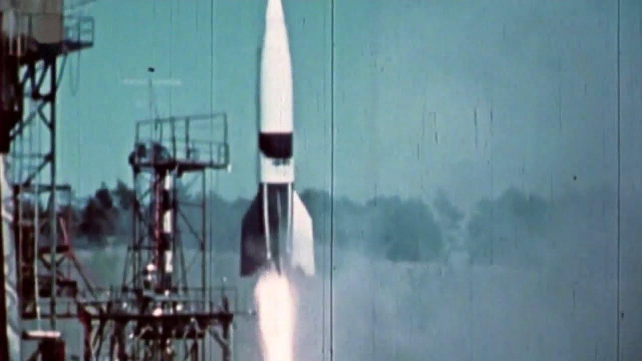 Download Original Footage of German V-2 Rocket Development Tests [HD]