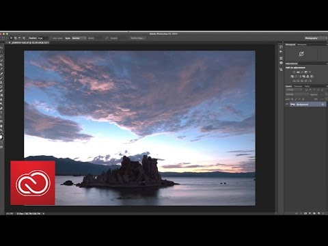 Make HDR Images In Adobe Lightroom & Photoshop | Adobe Creative Cloud