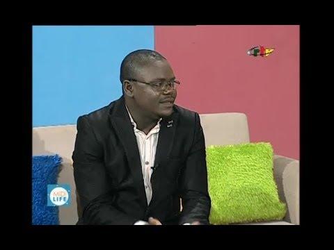 Visite du DG de PayKap à la CRTV, chaîne nationale camerounaise au sujet de Fricacoin & PayKap