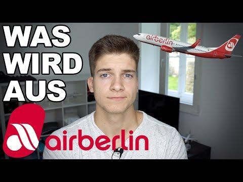 Was wird aus Air Berlin?