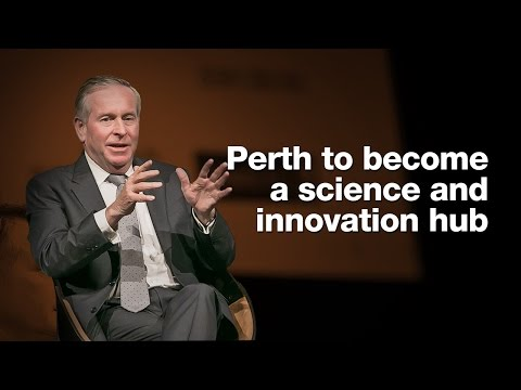 Perth to become a science and innovation hub