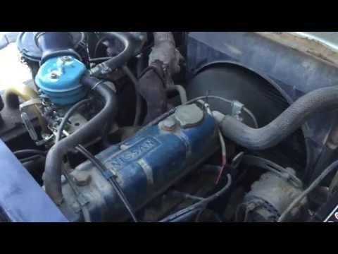 Tcm Fg20 Forklift Engine