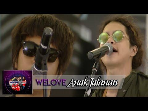 """Ahmad Bersaudara """"Lagu Galau"""" [WeLoveAnakJalanan] [24 Agustus 2016]"""