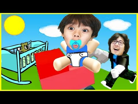 ROBLOX Adopt and raise a cute kid! Lets Play Family Game Night with Ryans Family Review