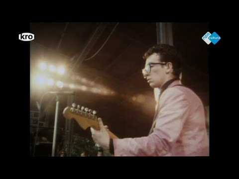 Elvis Costello - Lipstick Vogue - Watching The Detectives - Pinkpop 1979