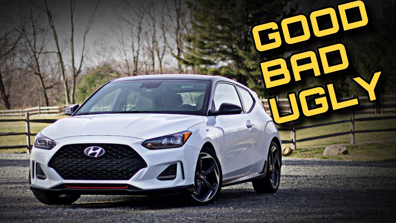 2019 Hyundai Veloster Review The Good Bad Ugly