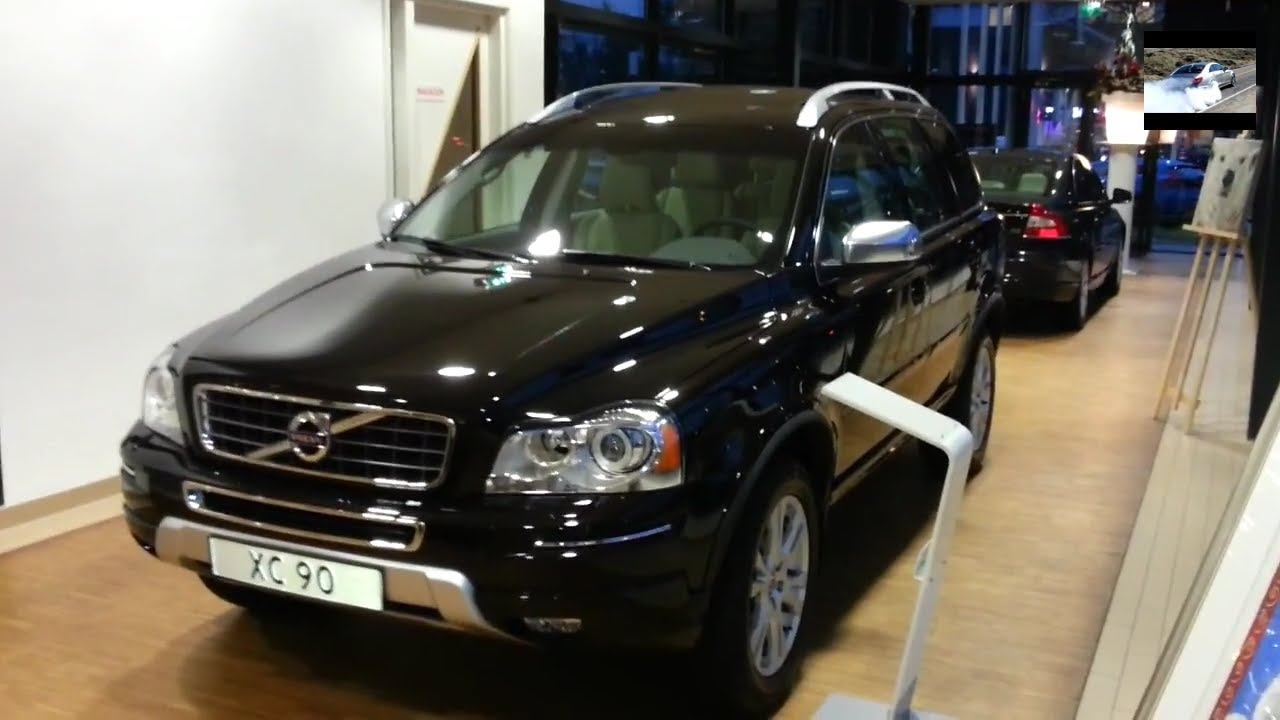 volvo xc90 2013 in depth review interior exterior youtube. Black Bedroom Furniture Sets. Home Design Ideas