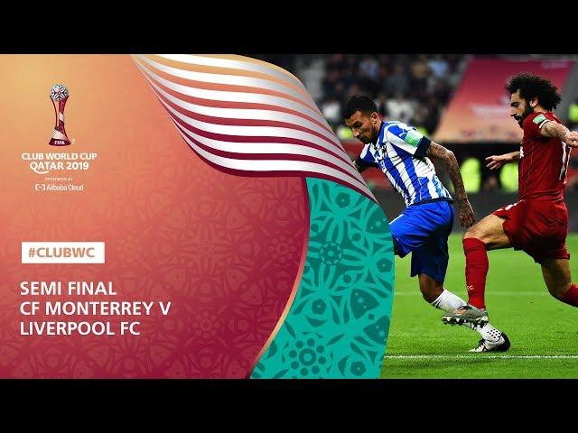 CF Monterrey v Liverpool FC [Highlights] FIFA Club World Cup, Qatar 2019™
