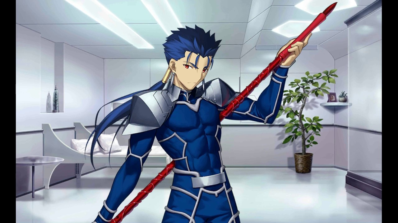 Fate/Grand Order クー・フーリ...