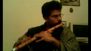 Lathey Di Chadar on Bansuri Flute (Pakistani Folk Music)