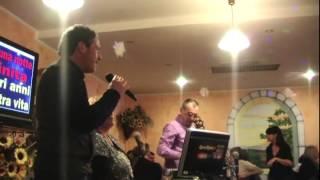 Qdk Karaoke I MIGLIORI ANNI canta Rosario