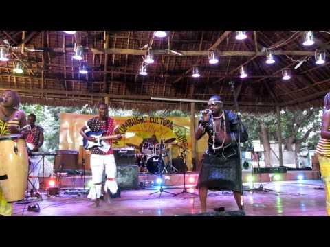 Club Shanga playing in Tanzania at the IRF 2010!