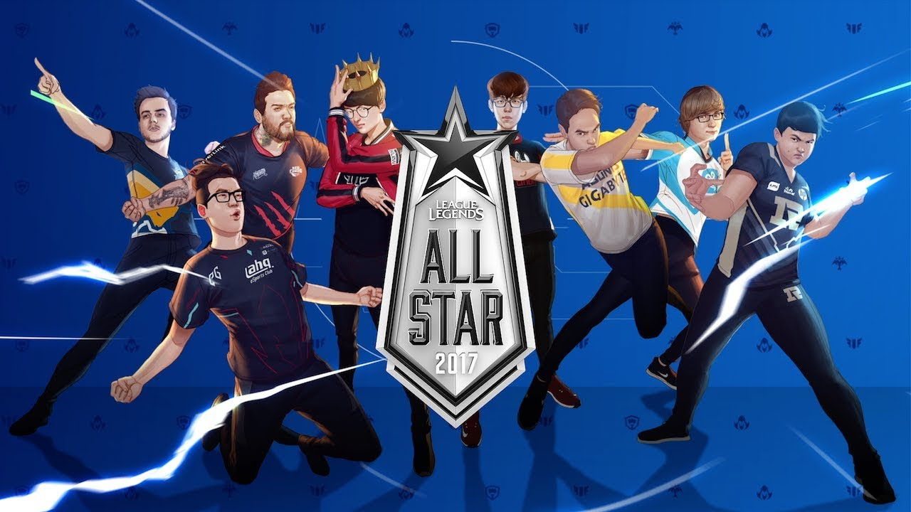 Here We Come | All-Star 2017 - League of Legends