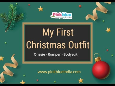 8272abcb9342e Newborn Baby Christmas Outfits - Personalized Boys Girls Christmas Romper/ Onesie