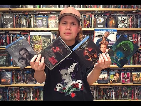 My Blu-ray Collection Update 6/27/15 : Blu ray and Dvd Movie Reviews