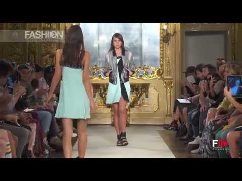 """""""HEOHWAN SIMULATION"""" Full Show Spring Summer 2015 Milan by Fashion Channel"""