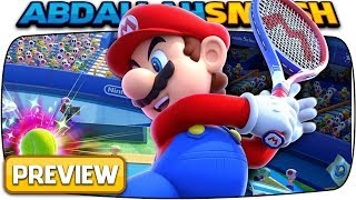 Mario Tennis Aces - First 20 Minutes of Adventure Mode! [Nintendo Switch]
