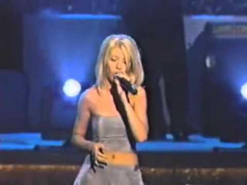 Christina Aguilera - I Turn To You Live at American Teacher Awards 1999