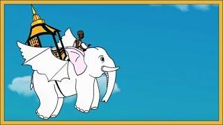 Thakurmar Jhuli | Oirabat | Thakumar Jhuli Cartoon | Bengali Stories For Children
