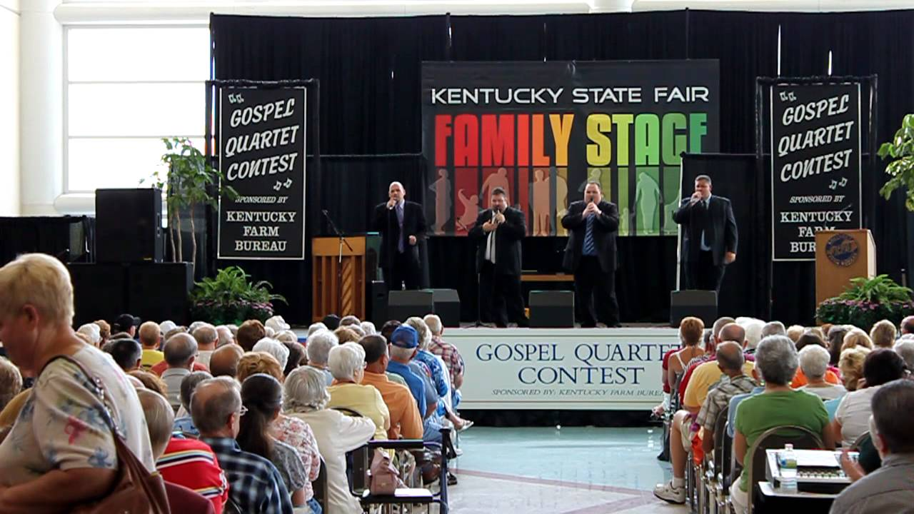 southern harmony quartet i am redeemed kentucky farm. Black Bedroom Furniture Sets. Home Design Ideas