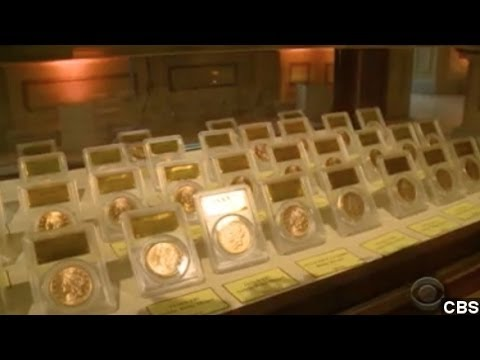 Buried Gold Treasure Worth Millions Hits The Auction Block