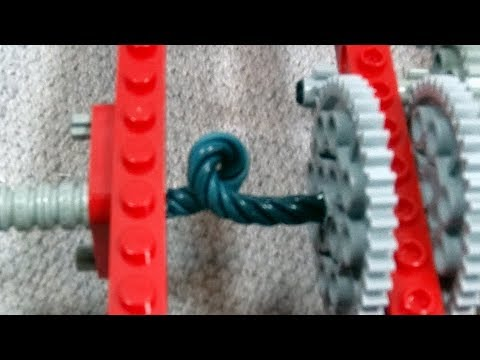 What Happens If You TWIST a Lego Axle HARD?