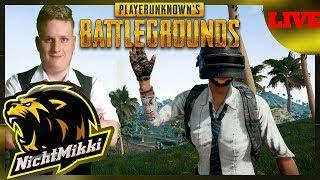 Playerunknown's Battlegrounds   Facecam   Spaß auf Spaß ?   NichtMikki