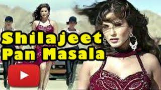Sunny Leone - For Shilajeet Pan Masala