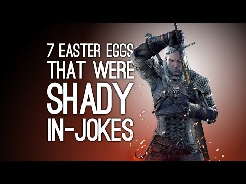 7 Funny Easter Eggs That Were Shady In-Jokes