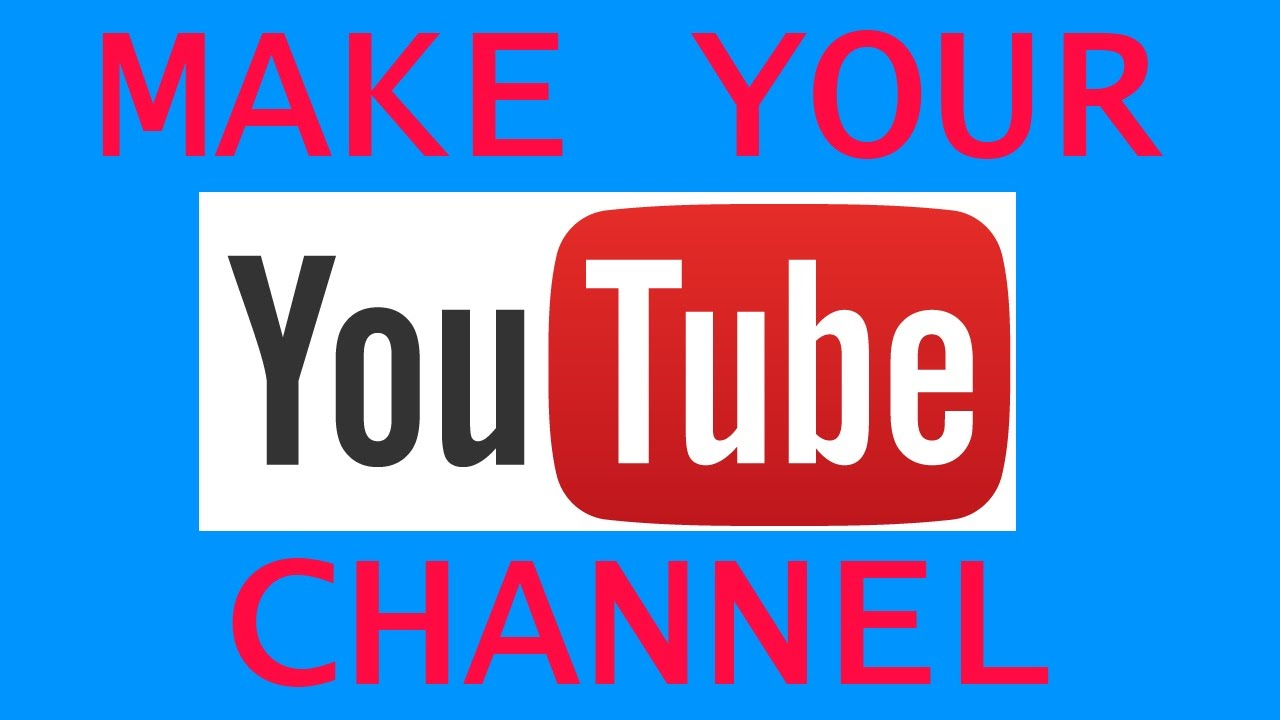 make your own youtube channel video 3 of make money on youtube rh youtube com make your own youtube logo online make your own youtube logo free