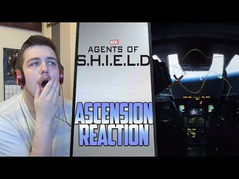 Agents of SHIELD 3x22: Ascension Reaction