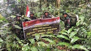 LUAR BIASA!! Belah Hutan PERAWAN Kalimantan, PRAJURIT TNI Temukan BUKTI PENTING RI