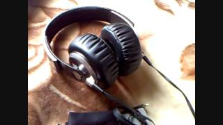unboxing sony mdr xb500 extra bass headphones