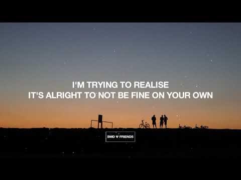 Jeremy Zucker – Comethru (Lyrics / Lyric Video)