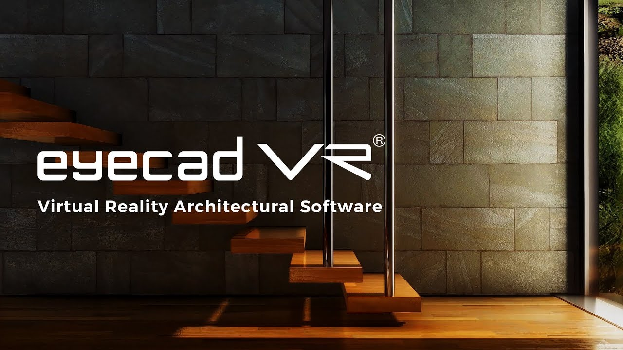 eyecad VR | Virtual Reality and Real-Time Rendering Software for