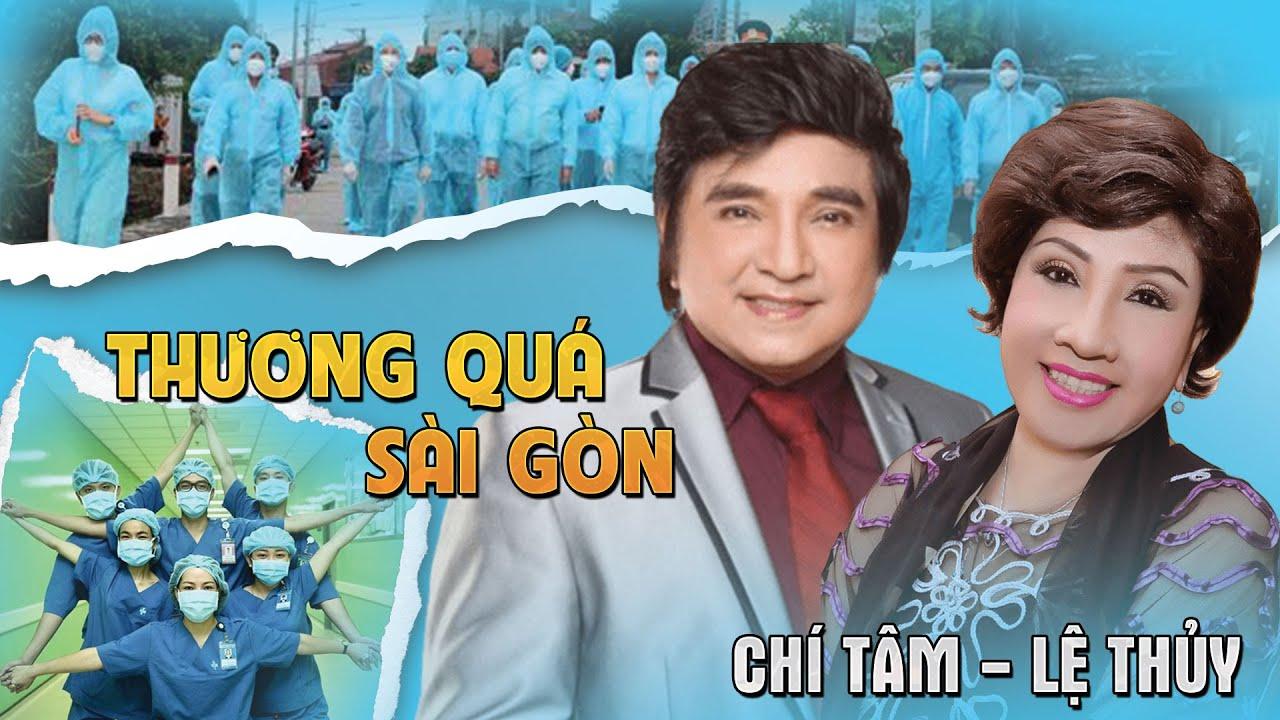 THƯƠNG QUÁ SÀI GÒN - Ca Khúc Mới  Sáng Tác Cho Sài Gòn Mùa Dịch Covid
