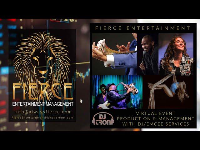 Fierce Entertainment Online Event Production & Management | Virtual Assistance & Content Development