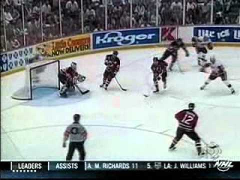 NHL 1995, Game 2 - New Jersey Devils vs Detriot Red Wings