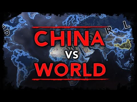 [HoI4] 2021 China vs 1936 World |