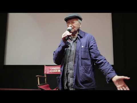 The Roxy Cinema - Jonas Mekas Q & A