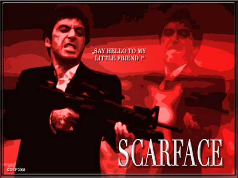 Scarface bad guy monologue