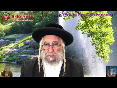 Les Contes de Rabbi Nahman: La Princesse disparue cours 55 (18/08/20)