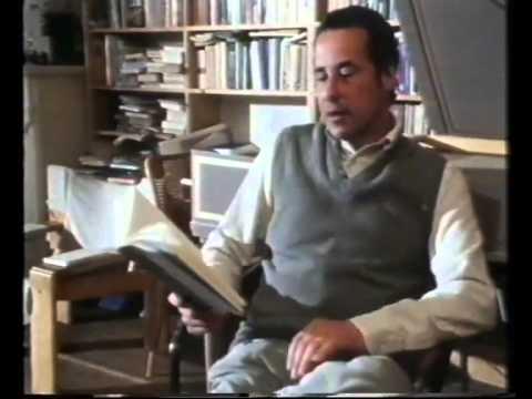 Hans Faverey leest De Schildpad, 1983 VPRO, Dode Dichters Almanak, Marathonuitzending 2000