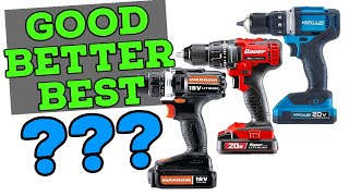 Harbor Freight's New Brands, How to Tell What is What!