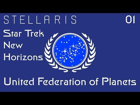Let's Play Star Trek New Horizons (UFP) part 1