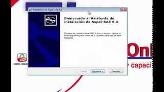 Curso de Aspel SAE 6.0 Instalacion parte 1